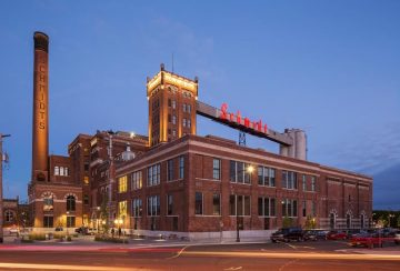 st. paul mn brewery